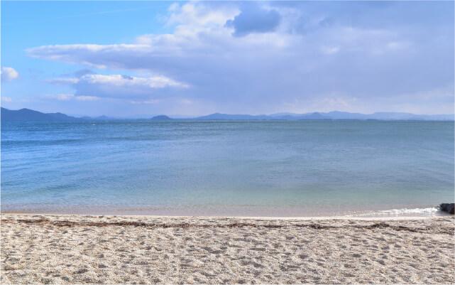 近江舞子中浜水泳場