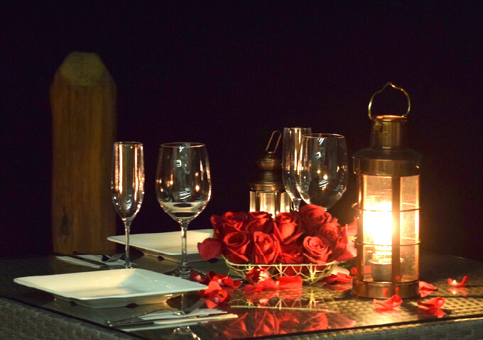 恋人とロマンチックグランピング2