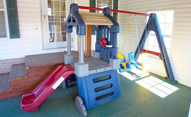 スイング&スライダー for kids